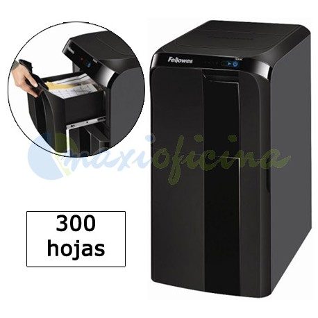 Destructora de Papel Fellowes AutoMax 300C