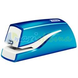 Grapadora Eléctrica Petrus WOW E-310 Azul