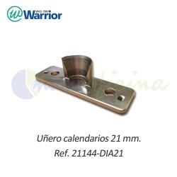 Semicírculo Uñero Calendarios 21 mm. para Redondeadora de esquinas Warrior
