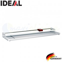 Cizalla de rodillo Ideal 75/105 MaxiOficina. Made in Germany