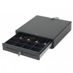 Cajón Portamonedas EC-410N 41cm Negro