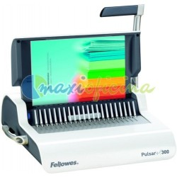 Encuadernadora de canutillo Fellowes Pulsar+ 300