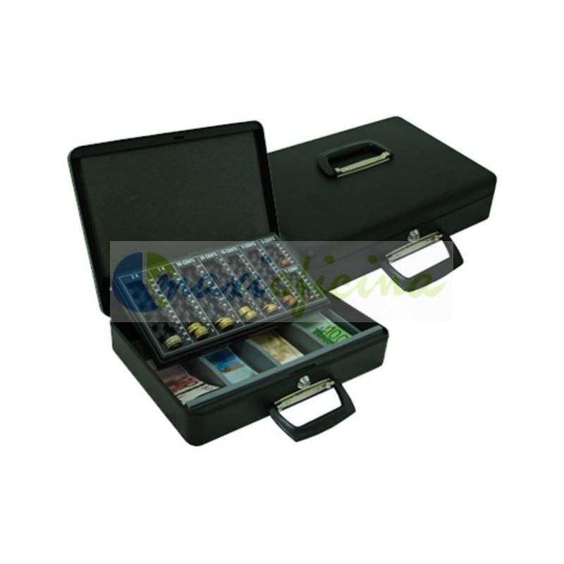 Caja de caudales portamonedas q connect 14 5 kf04280 for Caja de caudales