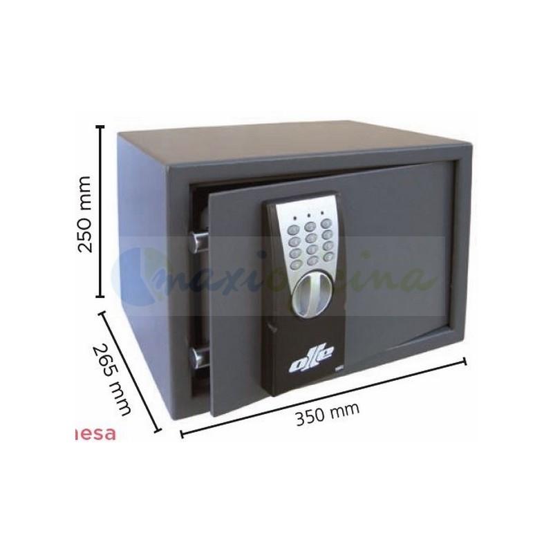 Caja fuerte olle 100e combinaci n electr nica - Caja fuerte electronica ...
