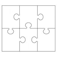 Comprar Troquel para Puzzles y rompecabezas