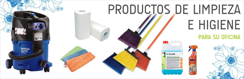 Productos de Limpieza en MaxiOficina