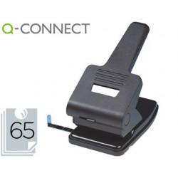 Taladradora de Papel Q-Connect KF01237 - 65 hojas