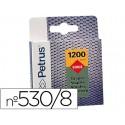 GRAPAS PETRUS Nº 530/8 -CAJA DE 1200 GRAPAS
