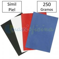 Portadas Encuadernación Carton A4 250 gr. Símil Piel
