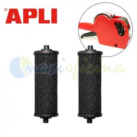 Recambio tinta Etiquetadora APLI 1 línea 101418