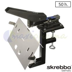 Grapadora de cuadernillos Skrebba 208. Made in Germany