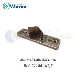 Taladro Ø 6 mm. para Redondeadora de esquinas Warrior