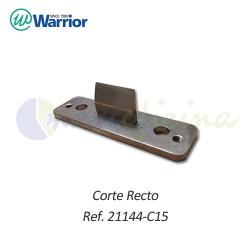 Cuchilla Corte Recto para Redondeadora de esquinas Warrior