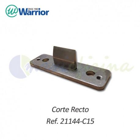 Cuchila Corte Recto para Redondeadora de esquinas Warrior