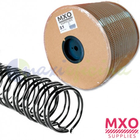 "Bobina de Wire-O nº10 - 16mm 5/8"" 10.500 Anillas"