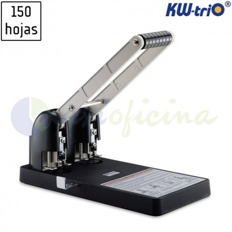 Taladradora de papel gran capacidad KW-Trio 952
