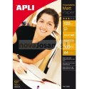 Bolsa Apli PAPEL INK MATE Q. 120GR 100 hojas