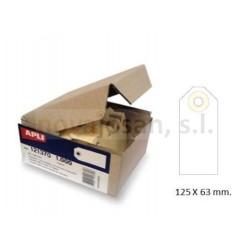 Caja Apli ETIQUETAS CON ARANDELA 120 x 57mm (1000u)