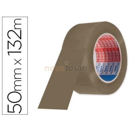 Precinto-cinta para embalaje 132m. x 50 mm. Marrón