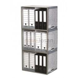 Pack de 2 Muebles modulares STAX