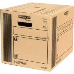 Caja de Transporte y Mudanzas Cargo Box Muy Resistente -An 320 x Alt 320 x Prof 400 mm)