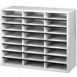 Organizador sobremesa 24 compartimentos