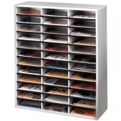 Organizador sobremesa 36 compartimentos