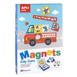 Magnets Vehículos