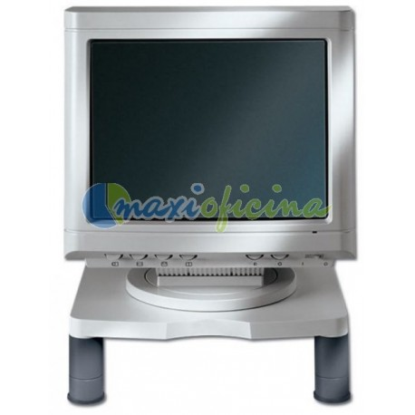 Soporte monitor estándar grafito Fellowes