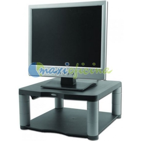 Soporte monitor premium grafito Fellowes