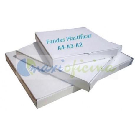 Fundas de Plastificar A2 125 Micras Brillo